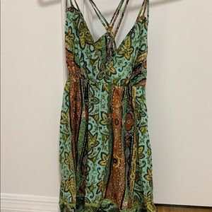 LF colorful dress